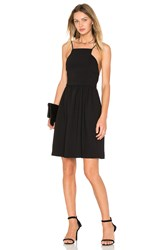 Baandsh Ola Dress Black