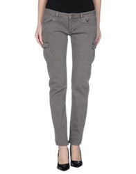 Twenty Easy By Kaos Denim Pants Grey