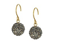 Vera Bradley Radiant Fireball Drop Earrings Gold Tone Earring