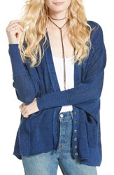 Free People Women's Days Like This Cardigan Navy