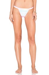 Lee Lani Triangle Sunset Bottom Mint