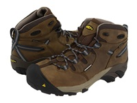 Keen Utility Detroit Mid Slate Black Brindle Men's Work Boots
