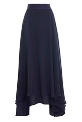 Coast Harrie Soft Bridesmaid Skirt Navy