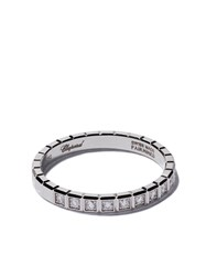 Chopard 18Kt White Gold Ice Cube Diamond Ring Unavailable