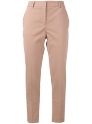 M Missoni High Waisted Trousers Pink Purple