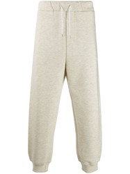 Oamc Cuffed Track Pants Neutrals