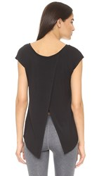 Prismsport Essentials Reversible 4 Way Top Black