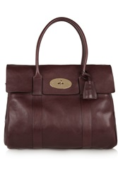 Mulberry The Bayswater Textured Leather Bag