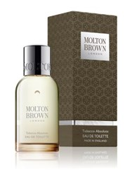 Molton Brown Tobacco Absolute Eau De Toilette 1.7 Oz.