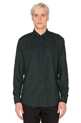 Publish Javi Button Down Green