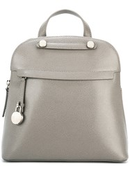 Furla 'Piper' Backpack Nude Neutrals