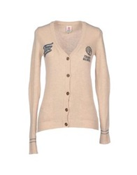 Franklin And Marshall Cardigans Beige