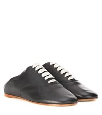 Acne Studios Mika Leather Shoes Black