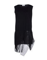 Aviu Aviu Short Dresses Black