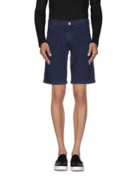 North Sails Trousers Bermuda Shorts Men Dark Blue