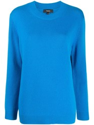 Theory Relaxed Fit Cashmere Jumper 60