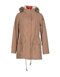 Franklin And Marshall Coats And Jackets Jackets Women