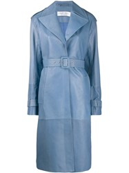 Victoria Beckham Belted Trench Coat 60