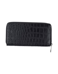 Dirk Bikkembergs Wallets Black