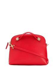 Furla Piper Crossbody Bag Red