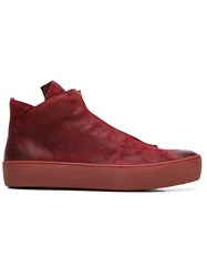 The Last Conspiracy Renato Sneakers Red