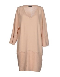 Max And Co. Short Dresses Light Pink