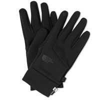 The North Face E Tip Glove Black