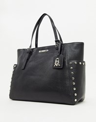Steve Madden Tote Bag In Black