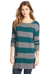 Women's Caslon Two Pocket Knit Tunic