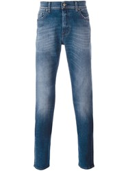 7 For All Mankind 'Ronnie American Remaster' Jeans Blue