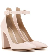 Gianvito Rossi Exclusive To Mytheresa.Com Greta Patent Leather Pumps Pink
