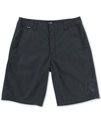 Metal Mulisha Men's Ocotillo Wells Shorts Charcoal