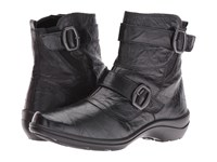 Romika Cassie 29 Black Women's Pull On Boots