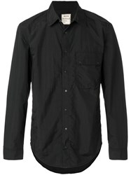 Zadig And Voltaire Fitted Lightweight Jacket Black