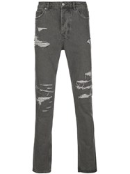 Ksubi Chitch Fire Starter Distressed Jeans 60