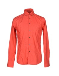 Diesel Black Gold Shirts Shirts Men Red