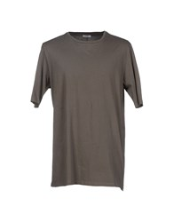 Imperial Star Imperial Topwear T Shirts Men Military Green