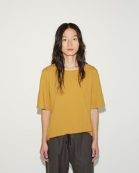 Moderne Drafting Tee Mustard