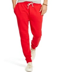 Polo Ralph Lauren Men's Fleece Pants Bright Red