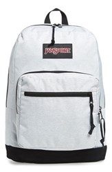 Jansport Men's 'Right Pack' Backpack Grey Grey Heathered Poly
