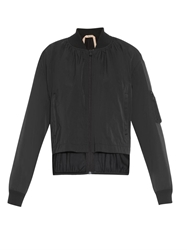 N 21 Panelled Bomber Jacket