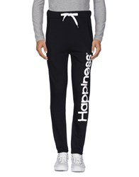 Happiness Casual Pants Black