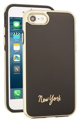 Rebecca Minkoff Big City Iphone 7 Case Black New York