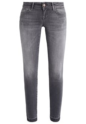 Only Onlcoral Slim Fit Jeans Medium Grey Denim