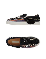 L'autre Chose L' Autre Chose Footwear Low Tops And Trainers Women Dark Blue