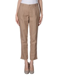 Good Mood Trousers Casual Trousers Women Ivory