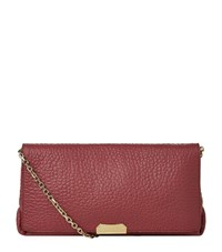 Burberry Shoes And Accessories Medium Mildenhall Bag Female Pink