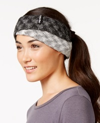 Calvin Klein Performance Plated Twisted Headband Wave