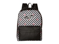 a93046be08 Vans Realm Backpack Rose Checkerboard Backpack Bags Multi