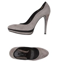 Albano Footwear Courts Women Grey